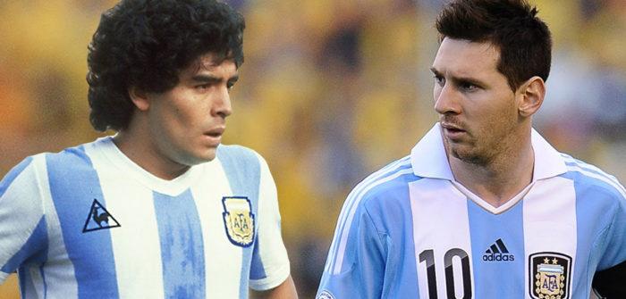 Păcatul de a nu fi Maradona