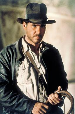 Cum a fost construit Indiana Jones