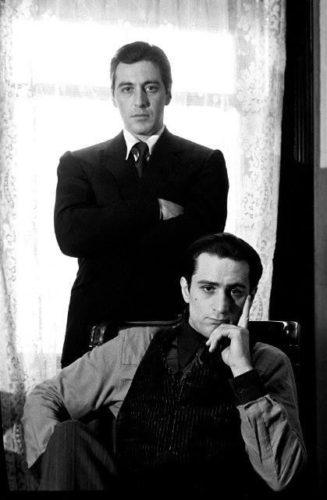 Cum a fost dat De Niro la schimb pentru Pacino