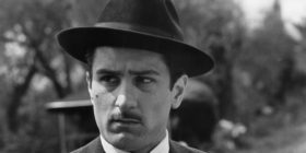 Robert De Niro in The Godfather Part II