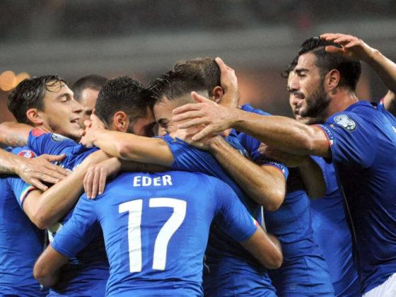 Înainte de toate, Italia
