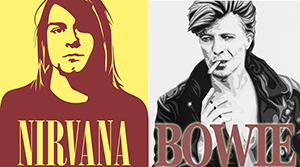"""The Man Who Sold the World"". Bowie sau Nirvana?"