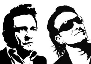 """One"". U2, Mica Paris sau Johnny Cash?"