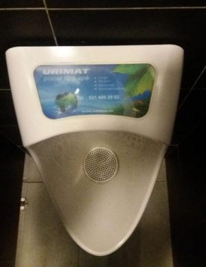 Pisoarul fără apă