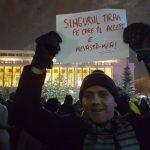Cele mai puternice mesaje de la proteste (a doua vineri)