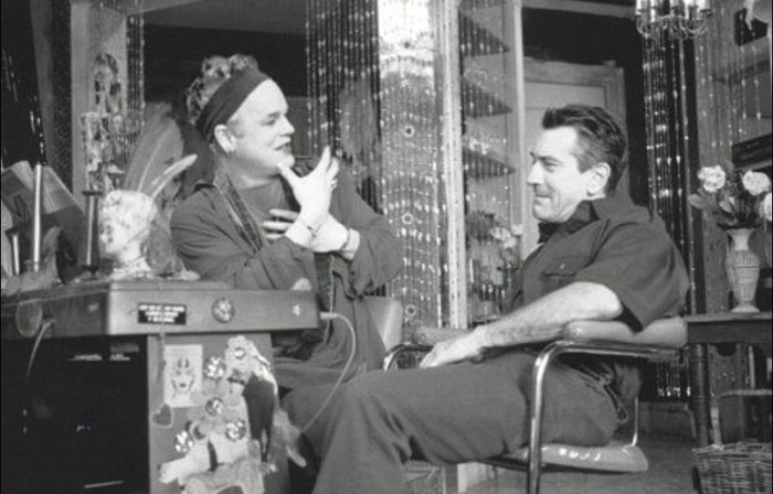 """Seymour Hoffman și Robert De Niro în """"Flawless"""""""