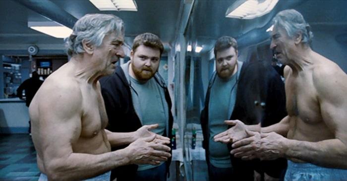 """Robert De Niro în """"Being Flynn"""""""