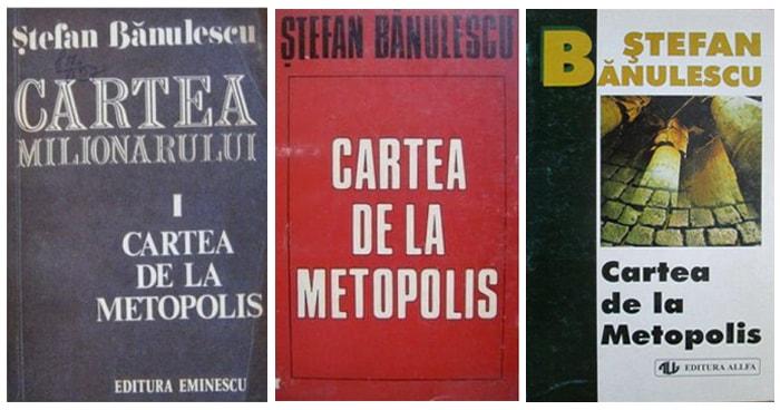 Cărți de carantină. Cartea de la Metopolis