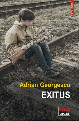 """""""Exitus"""" se va lansa joi, 23 martie, la ora 19:00, la Cărturești Verona"""
