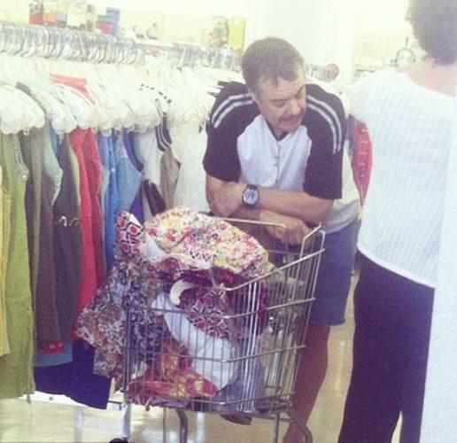 Întâmplări cu români. Shopping la Viena