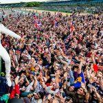 Care e ultima cursă de F1 la care ai urlat?