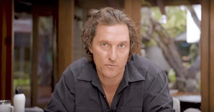 Un discurs minunat: Matthew McConaughey despre coronavirus
