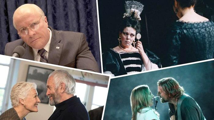 Nominalizări la Premiile Oscar 2019