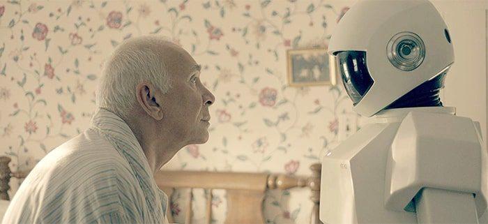 Filme bune și puțin cunoscute. Robot & Frank (2012)