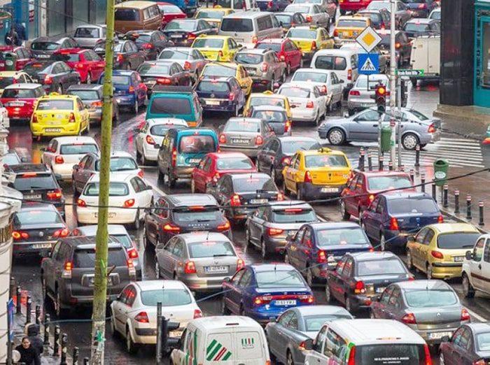 Știu cum să rezolv problema traficului în București