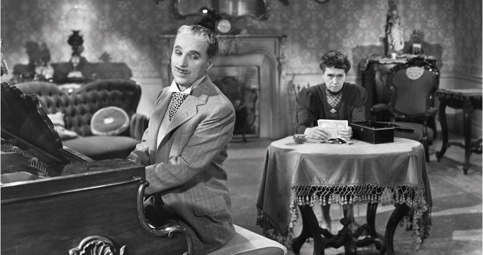 Filme de carantină. Monsieur Verdoux (1947)