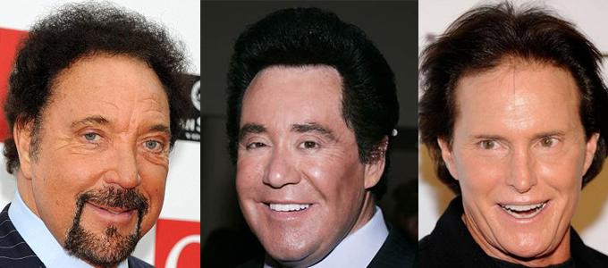 Bărbații care își vopsesc părul